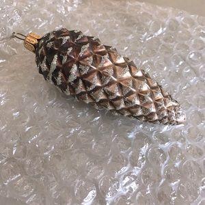 🌲 Pinecone ornament